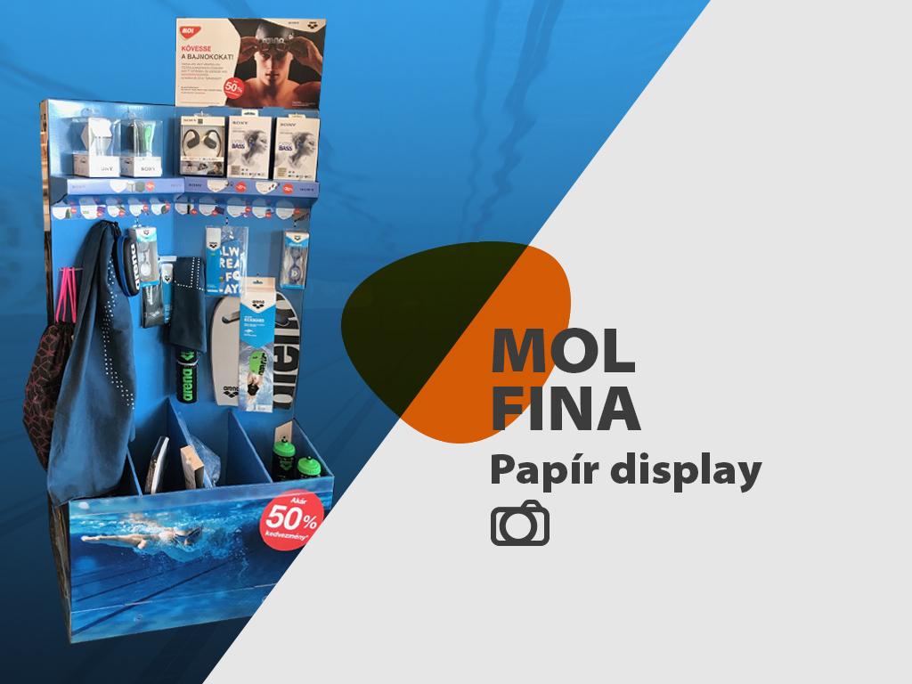 Mol Fina nyitókép